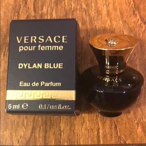 Versace Pour Femme Dylan Blue 5ml/0.17fl oz New
